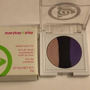 MK baked rye trio-purple eclipse